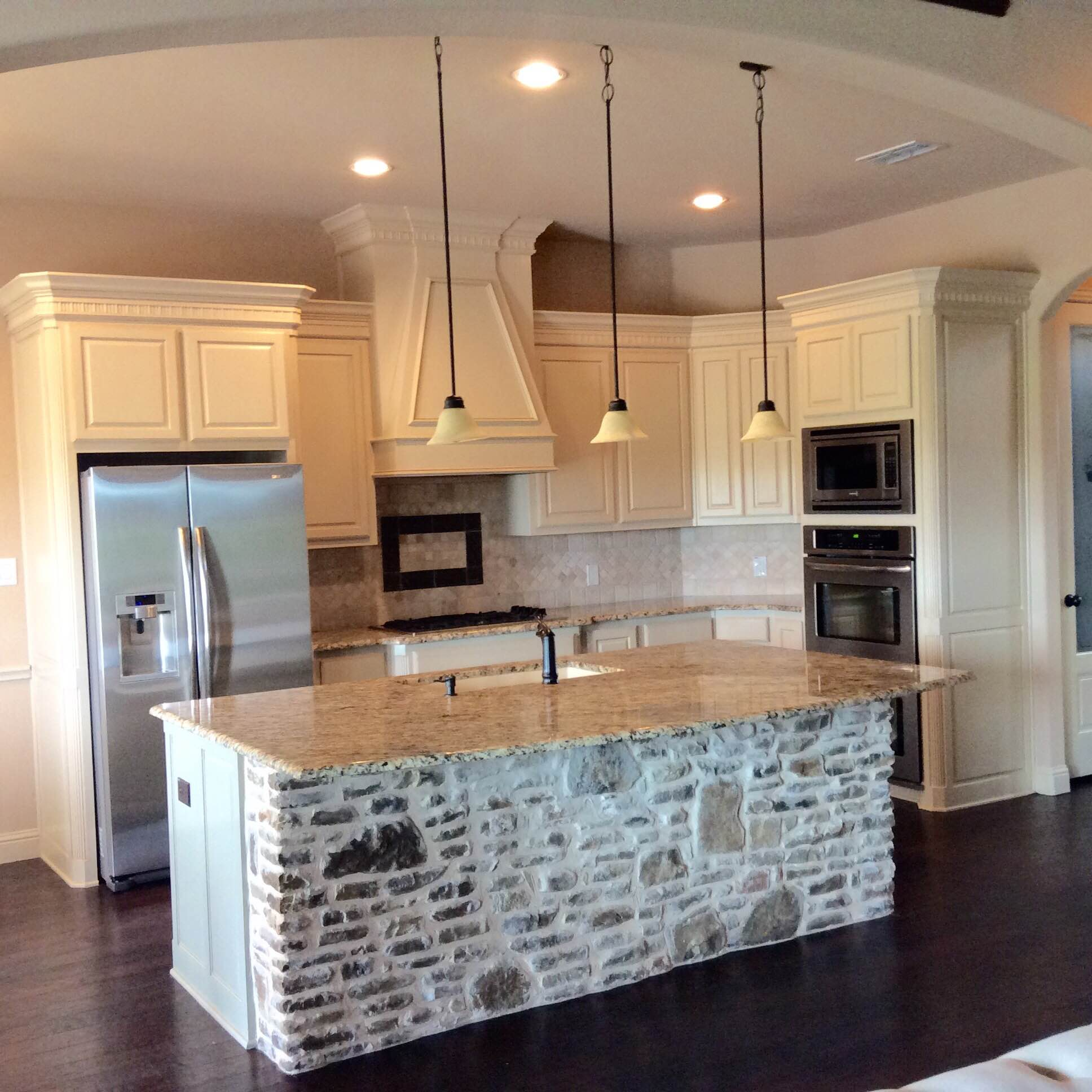 Kitchen cabinets dallas fort worth - Cabinet Refinish Hardy S Painting Dallas Fort Worth